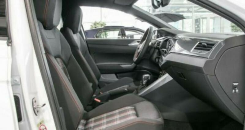 Volkswagen Polo GTI 2.0 TSI Blanc occasion à Montévrain - photo n°4