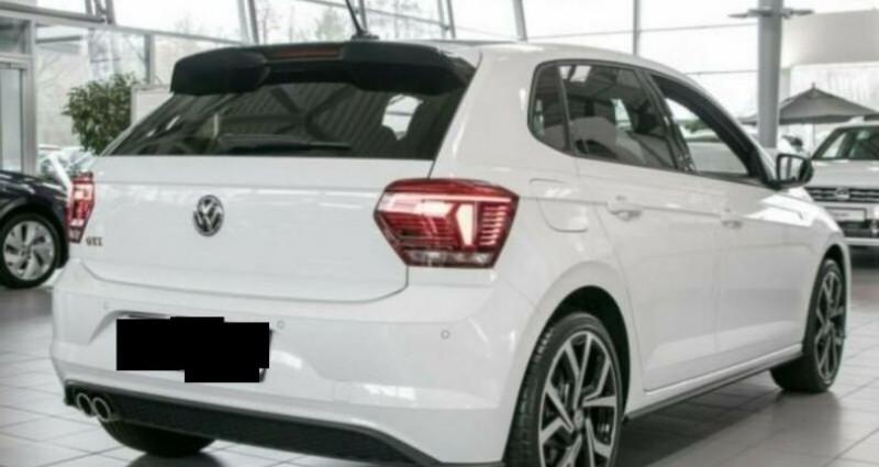 Volkswagen Polo GTI 2.0 TSI Blanc occasion à Montévrain - photo n°2