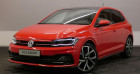 Volkswagen Polo GTI Rouge à Luxembourg L2