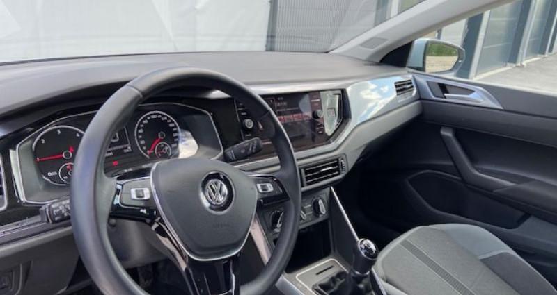 Volkswagen Polo Highline 1.6 TDI BMT 95 CH BVM5  occasion à Tarcenay - photo n°5