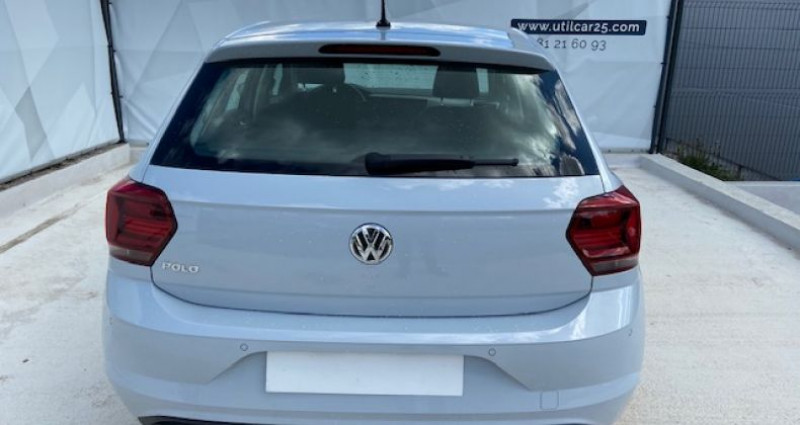 Volkswagen Polo Highline 1.6 TDI BMT 95 CH BVM5  occasion à Tarcenay - photo n°4