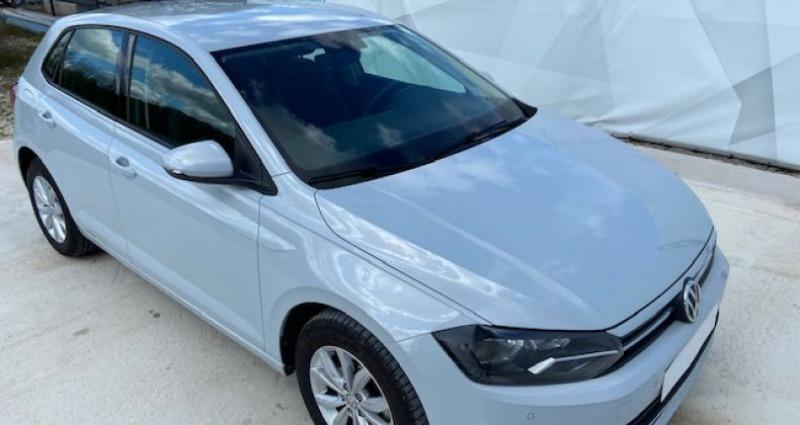 Volkswagen Polo Highline 1.6 TDI BMT 95 CH BVM5  occasion à Tarcenay