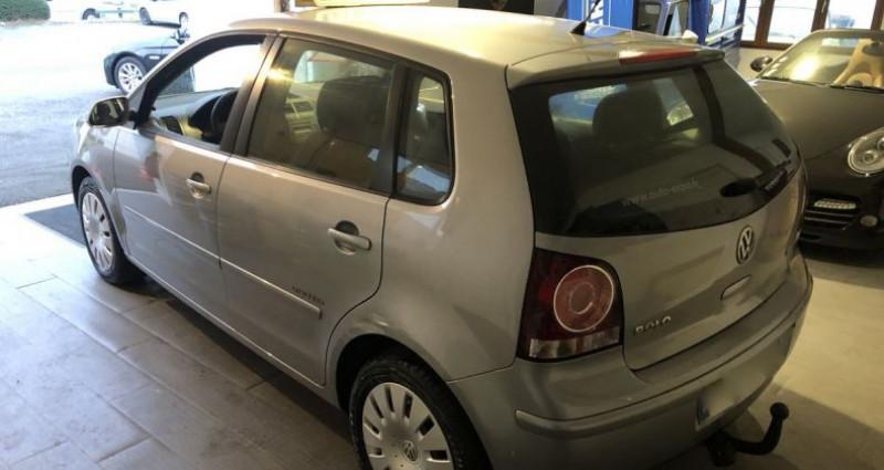 Volkswagen Polo IV 1.4 TDI 70 United 5 Portes Gris occasion à Nanteuil Les Meaux - photo n°2