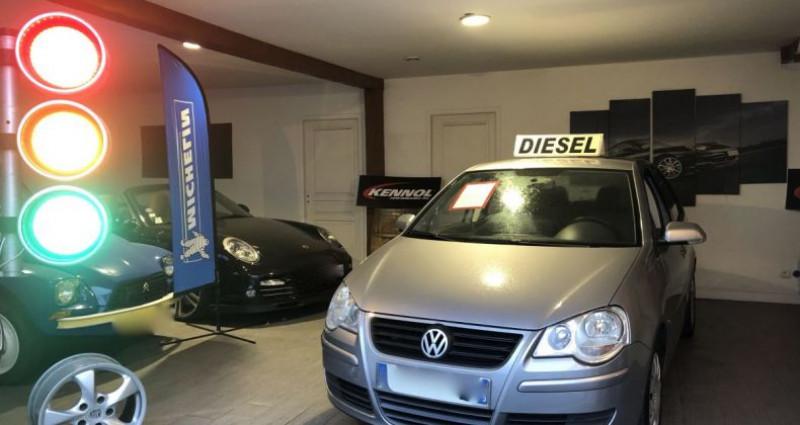Volkswagen Polo IV 1.4 TDI 70 United 5 Portes Gris occasion à Nanteuil Les Meaux