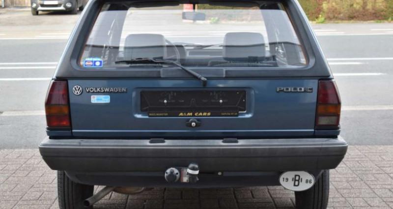 Volkswagen Polo Sedan OLDTIMER Bleu occasion à Ingelmunster - photo n°5