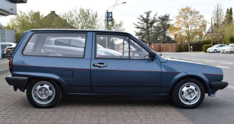 Volkswagen Polo Sedan OLDTIMER Bleu occasion à Ingelmunster - photo n°7