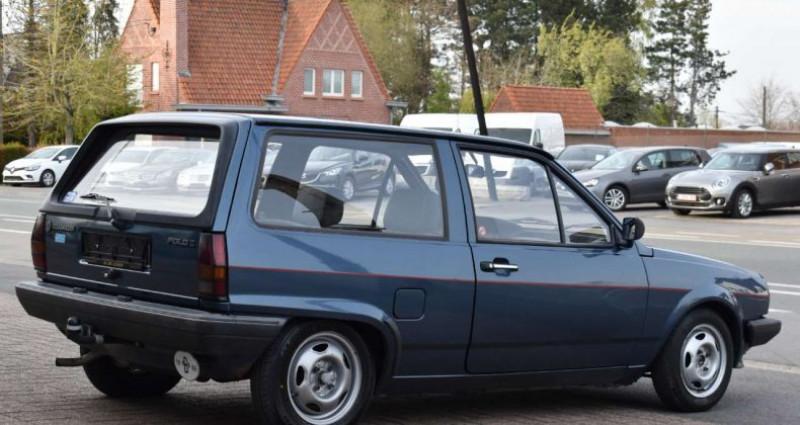 Volkswagen Polo Sedan OLDTIMER Bleu occasion à Ingelmunster - photo n°6