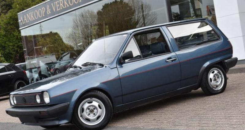 Volkswagen Polo Sedan OLDTIMER Bleu occasion à Ingelmunster