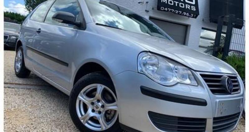 Volkswagen Polo Trendline ,Airco ,verw st.Garantie 36 x 141,6 ? Argent occasion à Kuurne