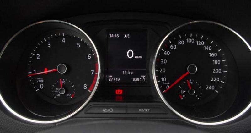 Volkswagen Polo V (2) 1.0 60 ALLSTAR 3P Blanc occasion à Chambourcy - photo n°5
