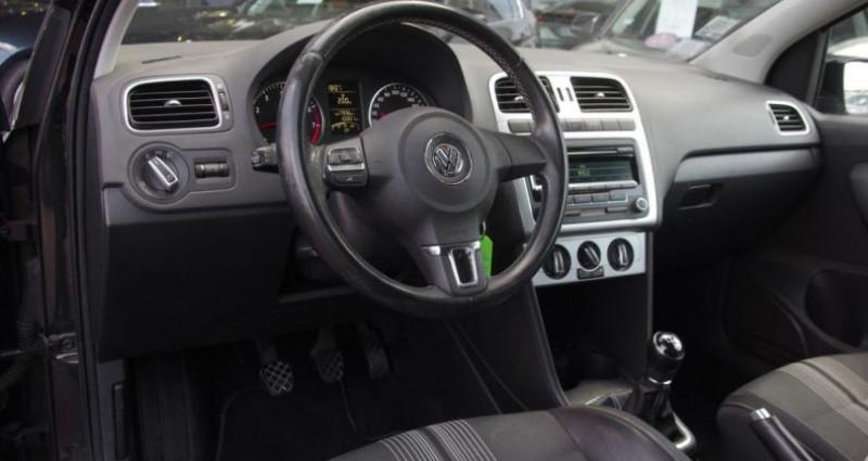 Volkswagen Polo V 1.2 60 MATCH Noir occasion à Chambourcy - photo n°2