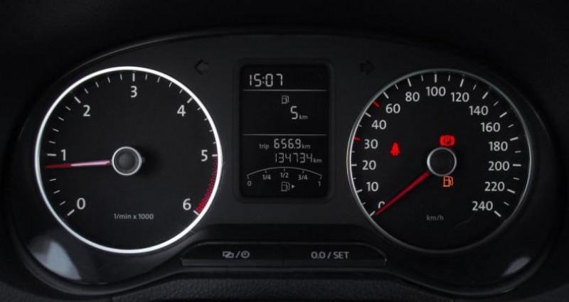 Volkswagen Polo V 1.2 TDI 75 FAP MATCH II 3P Blanc occasion à Chambourcy - photo n°6