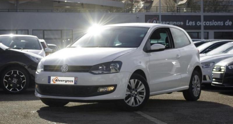 Volkswagen Polo V 1.2 TDI 75 FAP MATCH II 3P Blanc occasion à Chambourcy