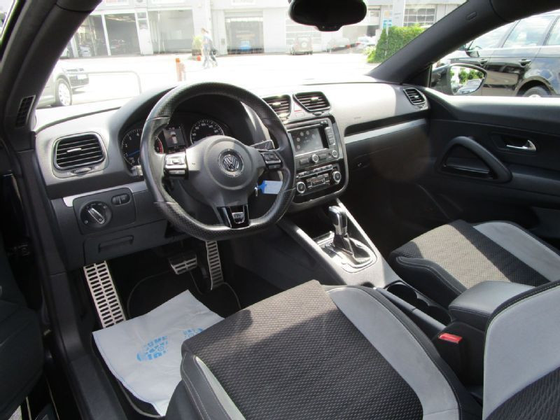 Volkswagen Scirocco 2.0 TSI 265 R DSG Noir occasion à Beaupuy - photo n°2