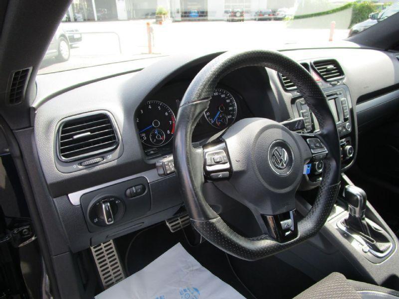 Volkswagen Scirocco 2.0 TSI 265 R DSG Noir occasion à Beaupuy - photo n°4