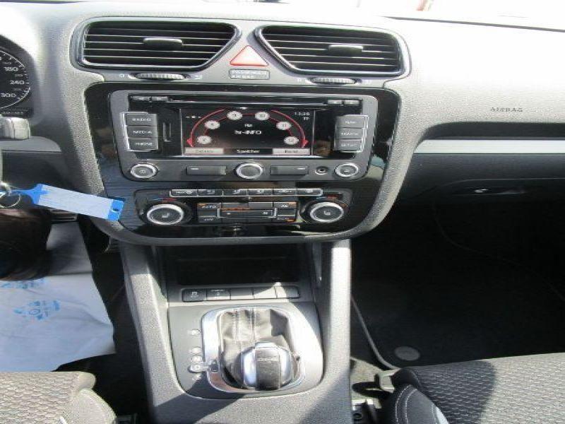 Volkswagen Scirocco 2.0 TSI 265 R DSG Noir occasion à Beaupuy - photo n°5