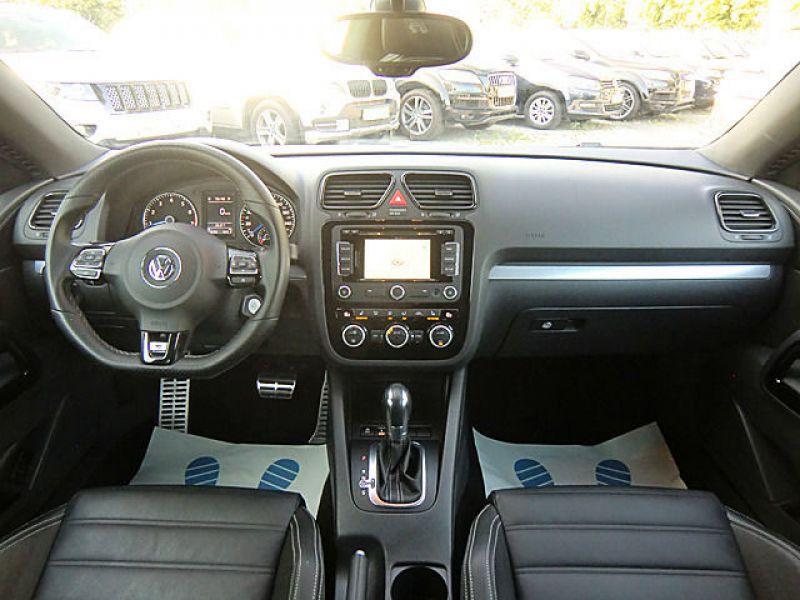 Volkswagen Scirocco 2.0 TSI 265 R DSG Vert occasion à Beaupuy - photo n°2