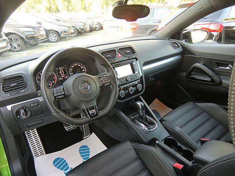 Volkswagen Scirocco 2.0 TSI 265 R DSG Vert occasion à Beaupuy - photo n°4