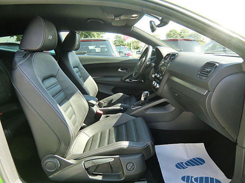 Volkswagen Scirocco 2.0 TSI 265 R DSG Vert occasion à Beaupuy - photo n°5