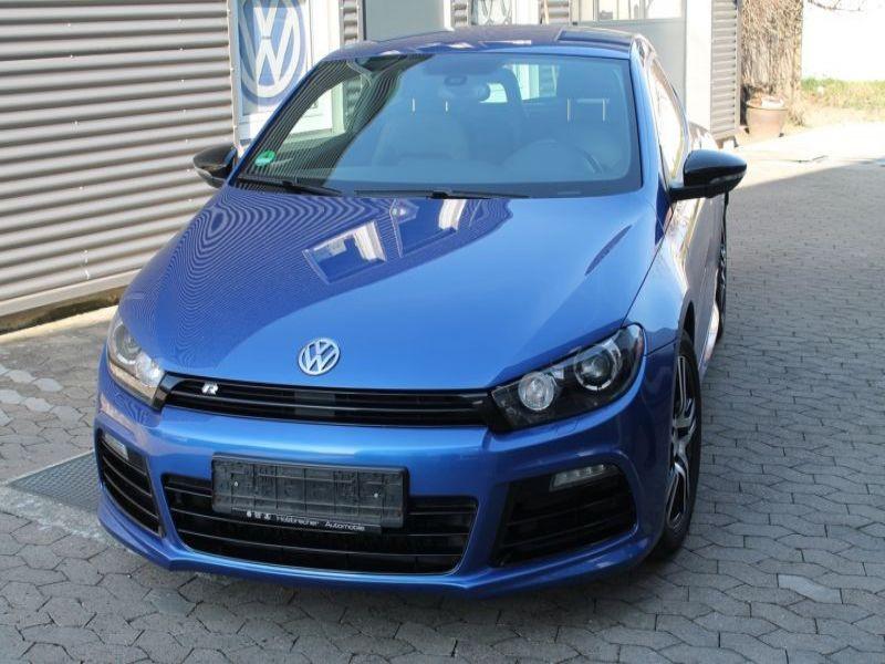 Volkswagen Scirocco 2.0 TSI 265 R Bleu occasion à Beaupuy - photo n°7