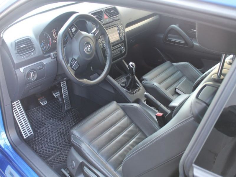 Volkswagen Scirocco 2.0 TSI 265 R Bleu occasion à Beaupuy - photo n°2