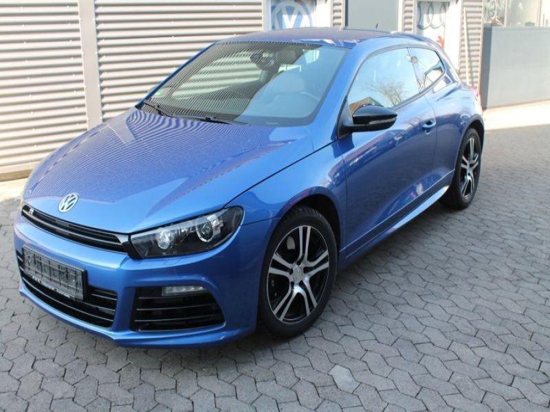 Volkswagen Scirocco 2.0 TSI 265 R Bleu occasion à Beaupuy