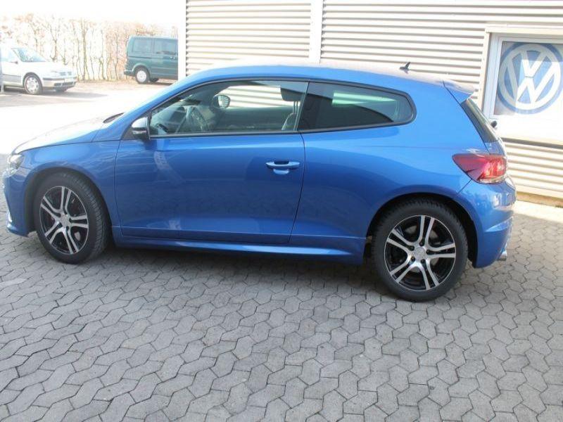 Volkswagen Scirocco 2.0 TSI 265 R Bleu occasion à Beaupuy - photo n°8