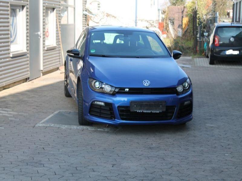 Volkswagen Scirocco 2.0 TSI 265 R Bleu occasion à Beaupuy - photo n°6