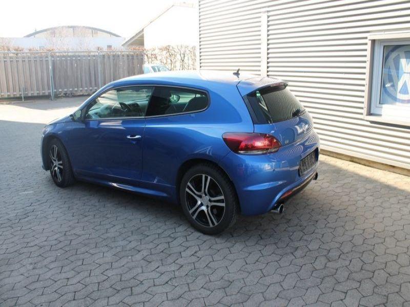 Volkswagen Scirocco 2.0 TSI 265 R Bleu occasion à Beaupuy - photo n°3