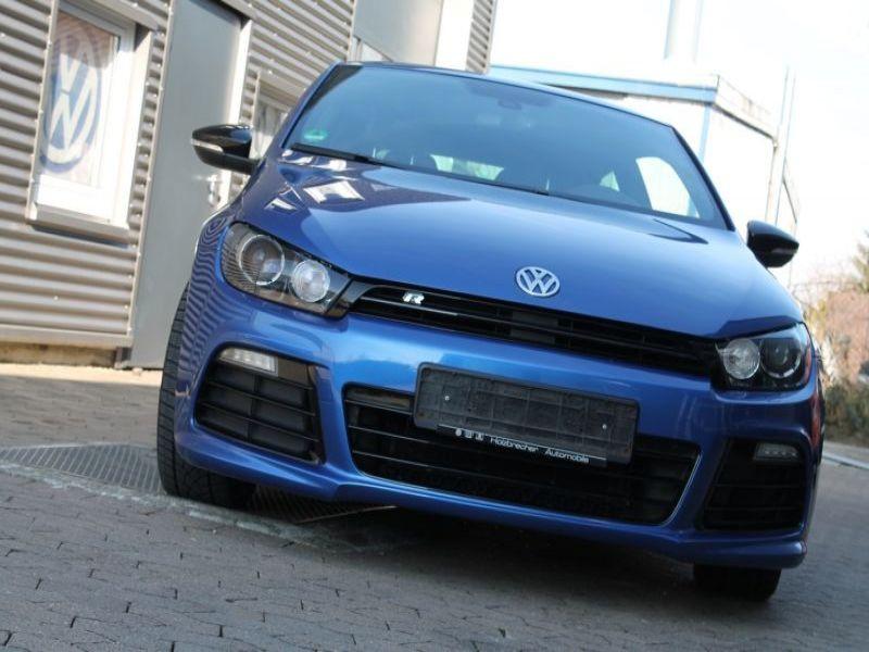 Volkswagen Scirocco 2.0 TSI 265 R Bleu occasion à Beaupuy - photo n°5