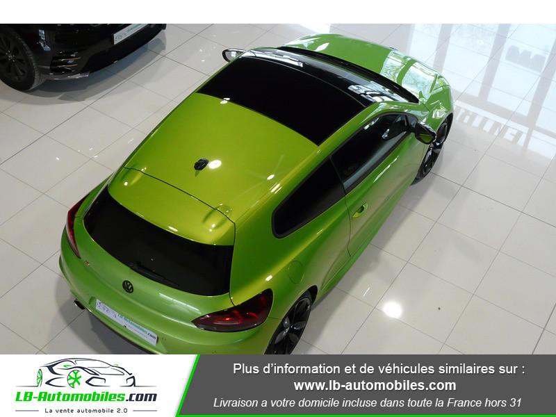 Volkswagen Scirocco II R 2.0 TSI 265 DSG6 Vert occasion à Beaupuy - photo n°16