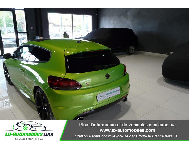 Volkswagen Scirocco II R 2.0 TSI 265 DSG6 Vert occasion à Beaupuy - photo n°14