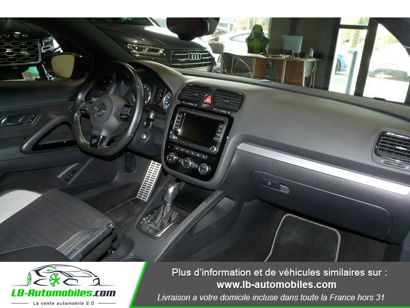 Volkswagen Scirocco II R 2.0 TSI 265 DSG6 Vert occasion à Beaupuy - photo n°8