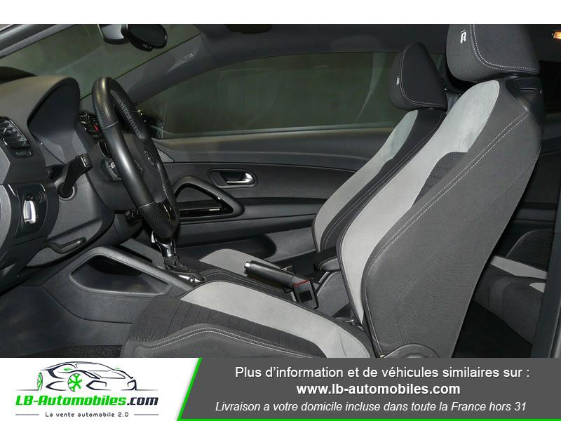 Volkswagen Scirocco II R 2.0 TSI 265 DSG6 Vert occasion à Beaupuy - photo n°4