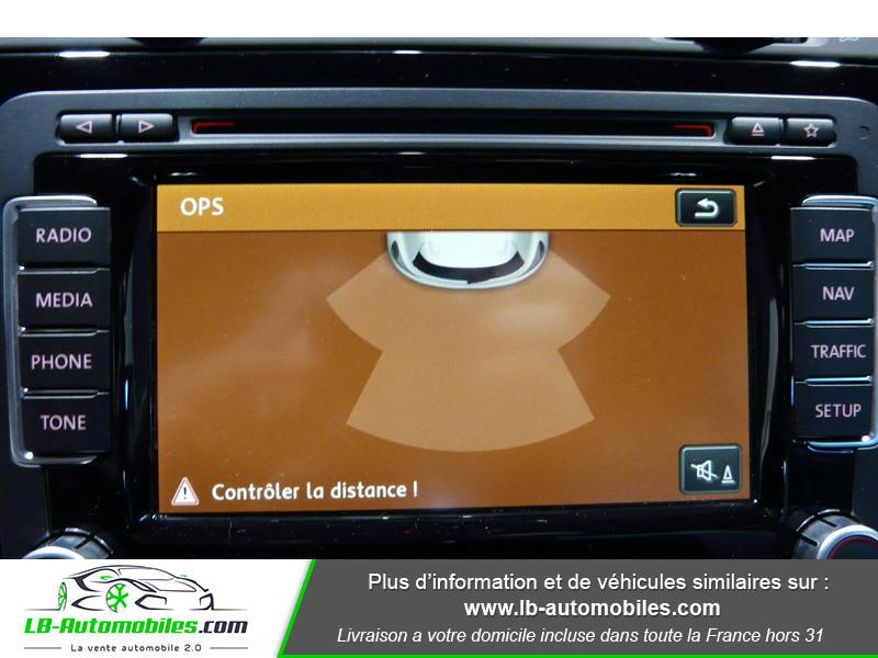 Volkswagen Scirocco II R 2.0 TSI 265 DSG6 Vert occasion à Beaupuy - photo n°20