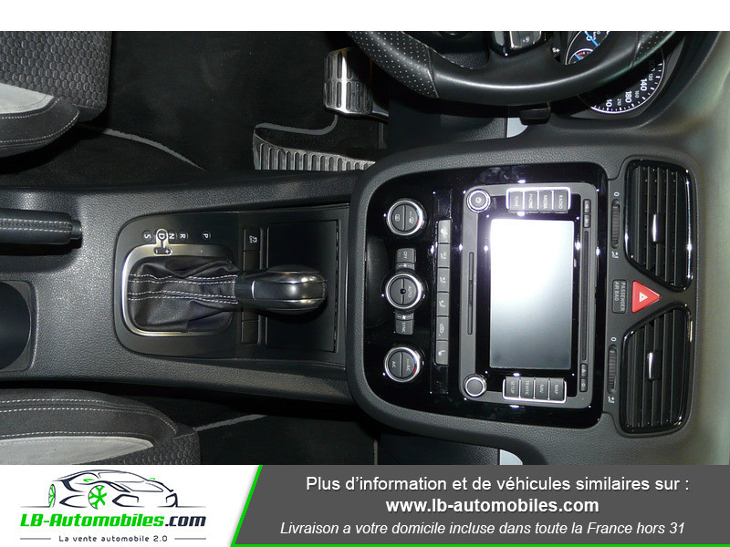 Volkswagen Scirocco II R 2.0 TSI 265 DSG6 Vert occasion à Beaupuy - photo n°17