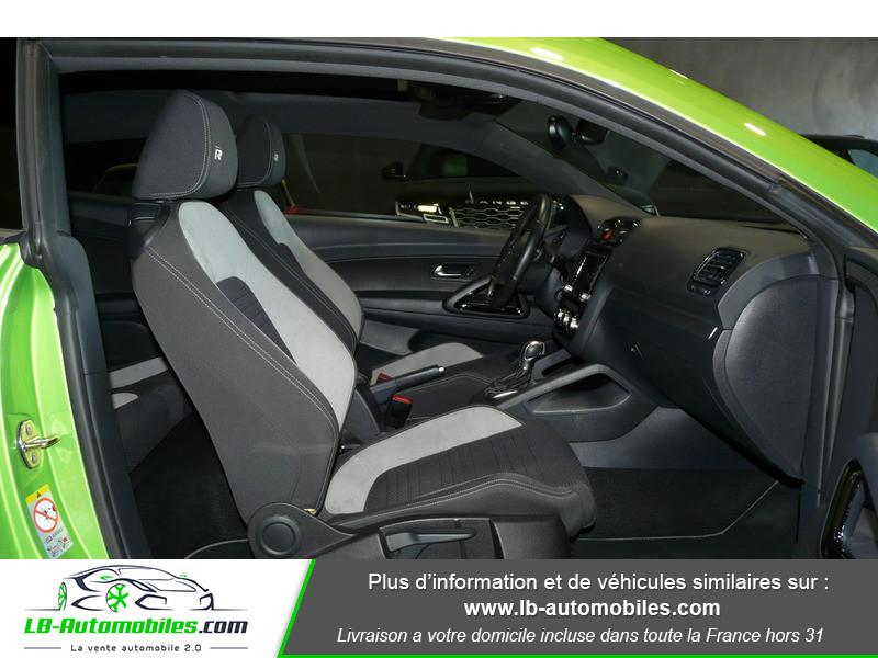 Volkswagen Scirocco II R 2.0 TSI 265 DSG6 Vert occasion à Beaupuy - photo n°7