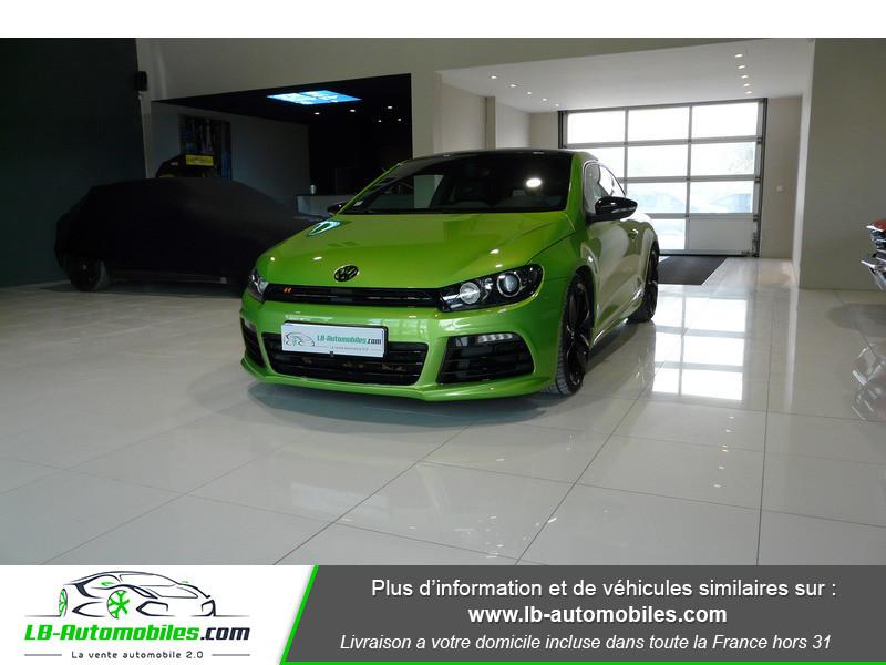 Volkswagen Scirocco II R 2.0 TSI 265 DSG6 Vert occasion à Beaupuy