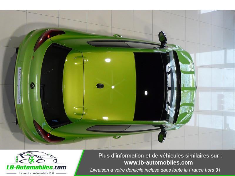 Volkswagen Scirocco II R 2.0 TSI 265 DSG6 Vert occasion à Beaupuy - photo n°10