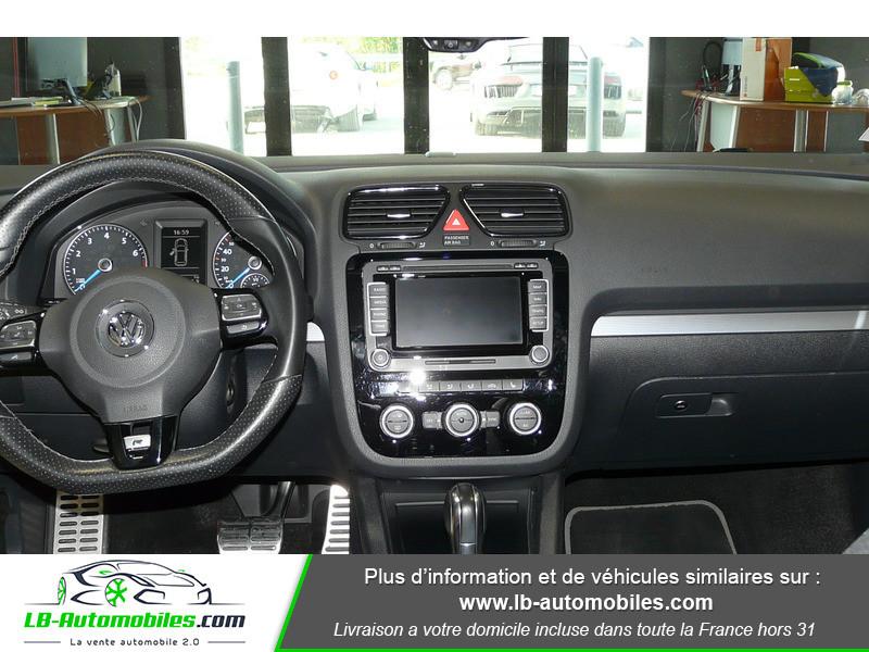 Volkswagen Scirocco II R 2.0 TSI 265 DSG6 Vert occasion à Beaupuy - photo n°2