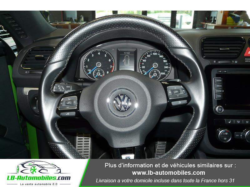 Volkswagen Scirocco II R 2.0 TSI 265 DSG6 Vert occasion à Beaupuy - photo n°18