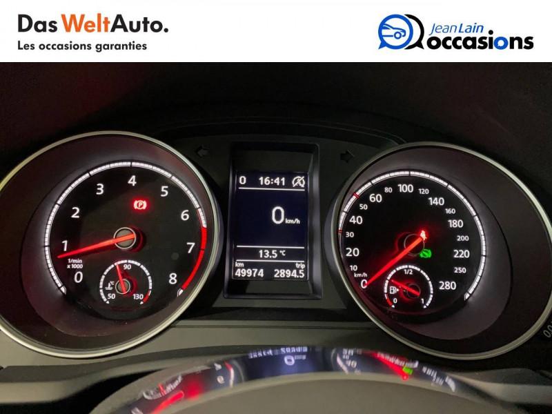 Volkswagen Scirocco Scirocco 2.0 TSI 180 DSG6 Série Limitée Ultimate 3p Noir occasion à Seynod - photo n°16