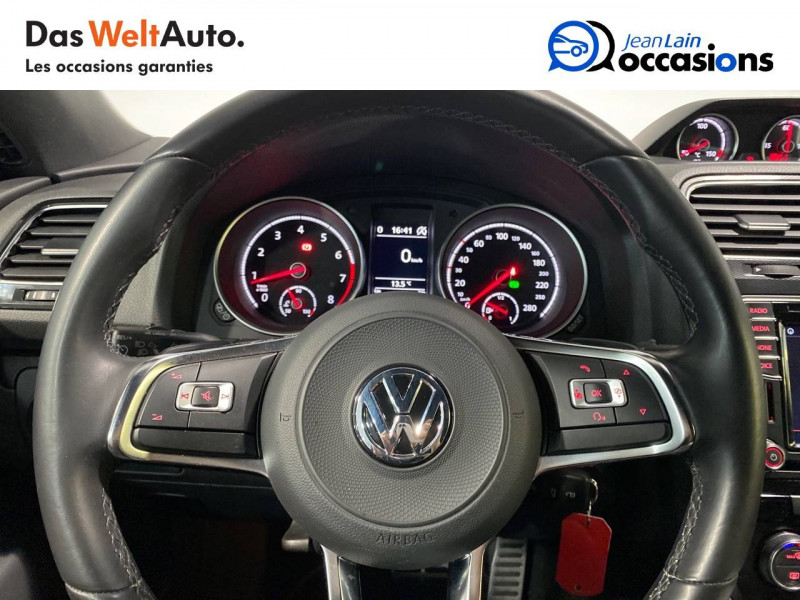 Volkswagen Scirocco Scirocco 2.0 TSI 180 DSG6 Série Limitée Ultimate 3p Noir occasion à Seynod - photo n°12