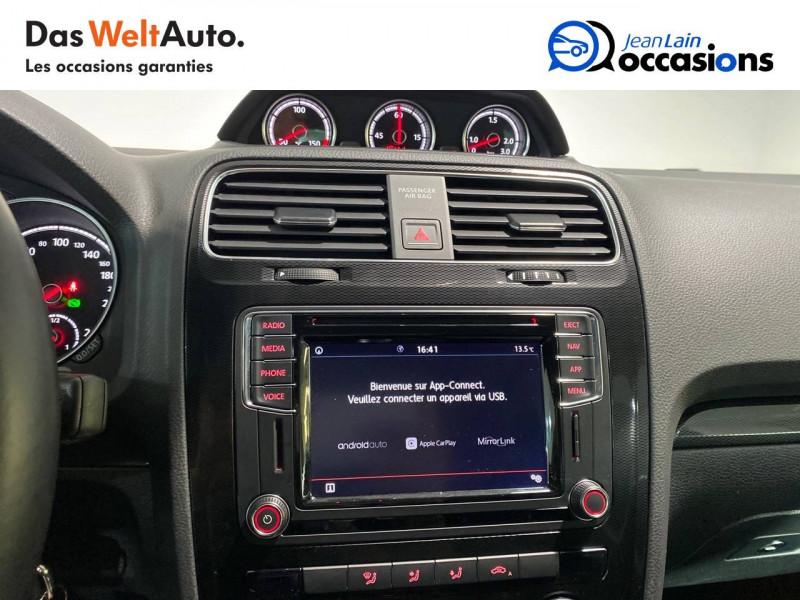 Volkswagen Scirocco Scirocco 2.0 TSI 180 DSG6 Série Limitée Ultimate 3p Noir occasion à Seynod - photo n°15