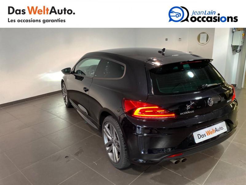 Volkswagen Scirocco Scirocco 2.0 TSI 180 DSG6 Série Limitée Ultimate 3p Noir occasion à Seynod - photo n°7