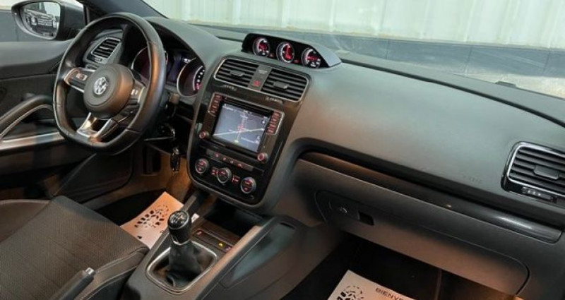 Volkswagen Scirocco Vw 2.0 TDI 184 CV 03/2016 PHASE 2 1ere MAIN CARNET COMPLET  occasion à Cosnes Et Romain - photo n°5