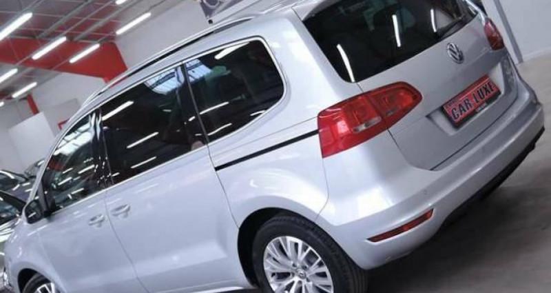 Volkswagen Sharan 2.OTDI 17OCV 7 PLACES DSG PANORAMIQUE CUIR GPS Gris occasion à Sombreffe - photo n°2
