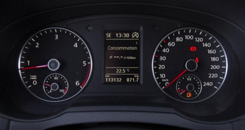 Volkswagen Sharan II 2.0 TDI 140 FAP BLUEMOTION TECHNOLOGY BUSINESS CONFORTLIN Noir occasion à Chambourcy - photo n°5