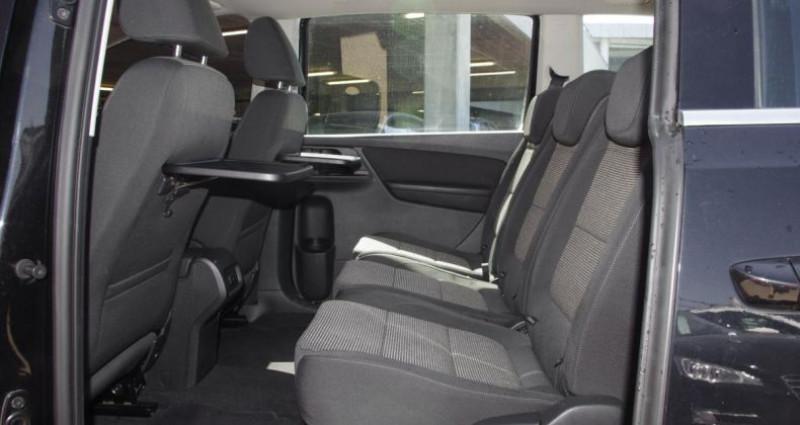 Volkswagen Sharan II 2.0 TDI 140 FAP BLUEMOTION TECHNOLOGY BUSINESS CONFORTLIN Noir occasion à Chambourcy - photo n°4