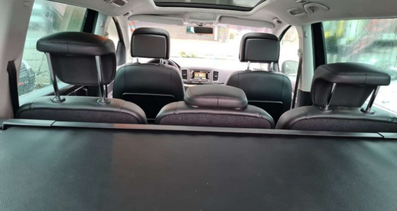 Volkswagen Sharan XÉNON Toit Panorm cuir Euro 5b Noir occasion à Waregem - photo n°5